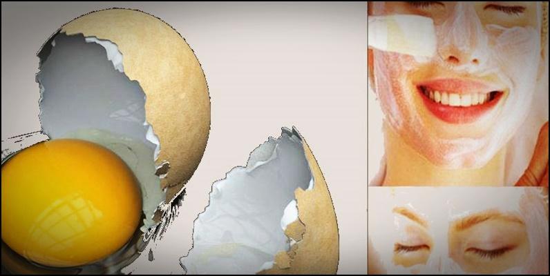 Yumurta-Akı-Maskesi